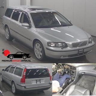 Het was druk vannacht, ook deze prachtige  2003 Volvo V70 2.3 T5 (250pk) KM: 46.070km 😍😍 Hebben wij aangekocht voor onze klant.  Paul, mooie aankoop👌  #volvoforlife #volvov70 #v70n #v70t5 #v70t5r #850t5r #volvov70t5 #familycar #sleeperwagon #sleepercar #premiumimportjapan #zelfautoimporterenuitjapan #autoimporterenuitjapan #autoweek #importcar #volvoforum #volvoclub #volvonl