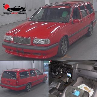 1996 Volvo 850R  2.3 5-Cilinder 250HP KM:195.250(MIGHT BE INCORRECT!)  Tonight (CET) at auction in Japan.  Pls PM/WhatsApp for more info. +31636588456  #volvo850racing #volvo850btcc #volvo850 #volvo850r #volvo850t5r #volvo850turbo #volvo850station #volvo850sw #volvor #volvotuning #volvo #volvobricks #volvobrick #premiumimportjapan #zelfautoimporterenuitjapan #zelfautoimporteren #volvoracing #volvov70r #redvolvo #redvolvo850 #volvo850r1996