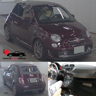 2013 Fiat 500C Abarth 695 Edizione Maserati 180PK (499 stuks gemaakt) KM: 69.235 Veiling in Japan: 10-06-2021  Meebieden? Neem gerust contact op via pb/app/mail.  #fiat500 #fiat500abarth #fiat500abarth695 #fiat500lovers #fiatabarth #fiatabarth500 #abarth #abarth695 #abarthaddict #abarthgram #abarth500 #fiat500abarth695maserati #maserati #edizionemaserati #695edizionemaserati #695tributoferrari #695maseratiedition #695maserati #695maseratiedizione #maserati695 #premiumimportjapan #zelfautoimporterenuitjapan #autoimporterenuitjapan #zelfautoimporteren #abarthclub #topgear #autoweek #collectorsedition #collectables