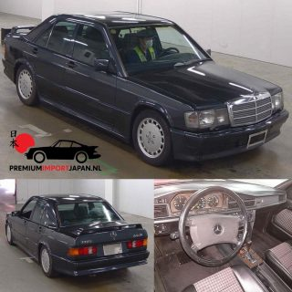 1990 Mercedes Benz 190e 2.5 16v KM: 79.472 Legendary car up for auction in Japan. 10-9 early morning CET,  biding starts at 800.000¥.  PM for more info.  #mercedes #mercedesbenz #mercedesevo #mercedesevo2 #190evo #190evo2 #w201 #w201evo #evo1 #190cosworth #190e #90scars #classiccars #barnfind #mercedeslovers #mercedes190e #mercedes190 #carauction #carauctions #japancarauction #premiumimportjapan #supercars #legendcar #legendcars #classicsportscar #retrocar #retrocars #190evolution #carcollection #carcollectors